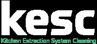 Kesc Logo White